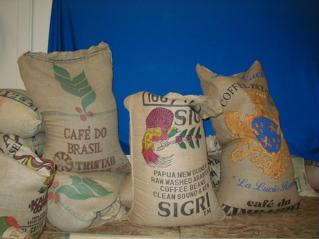 Comstock Coffee Supplier Bags
